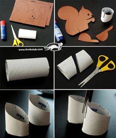 sqirrel crafts
