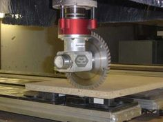 Atemag DUO Functionline CNC Router Aggregate at Scott+Sargeant Woodworking Machinery / UK