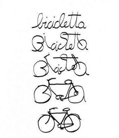 bicicletta (no source :(  )