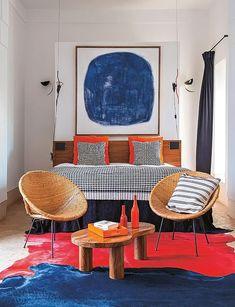 Interior Garden, Interior Exterior, Interior Architecture, Interior Design, Sweet Home, African Interior, Deco Design, Home And Deco, Home And Living
