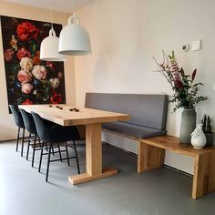 Sloophouten tafelblad | tafelblad van sloophout | tafel Brasov | de ...