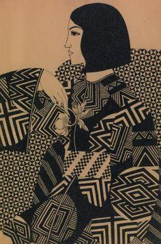 Vogue illustrator Anthony Gilbert, 1916-1995