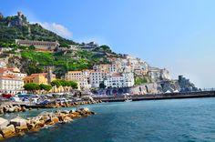 amalfi coast   Amalfi Coast, Positano & Rome