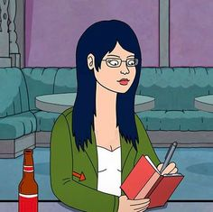 """Which """"BoJack Horseman"""" Character Are You? I got Diane Nguyen! You're extremely intelligent and have a lot of insight into other people, but you're always a bit worried that you're not doing enough with your talents. You tend to be a bit cynical, but don't like that about yourself, so you're drawn to more optimistic people."""