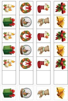 Preschool Christmas Activities, Christmas Worksheets, Christmas Math, Preschool Learning Activities, Christmas Crafts For Kids, Christmas Printables, Christian Holidays, In Kindergarten, Diy For Kids