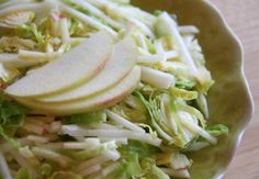 Tangy Turnip & Sprouts Slaw (Paleo, AIP, SCD, Whole30)