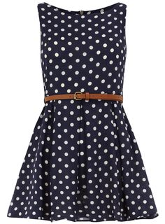 I think this is the dress! Replace the belt with a poppy one but this dress comes in all sizes, is $55 (so $100-150 total with alterations) and will be tailored and accessorized for each girl's personality - fun, rockabilly, pinup, 50s housewife, indie, sexy, etc etc