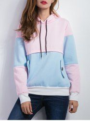 SHARE & Get it FREE | Color Patchwork Pullover HoodieFor Fashion Lovers only:80,000+ Items • New Arrivals Daily • Affordable Casual to Chic for Every Occasion Join Sammydress: Get YOUR $50 NOW!
