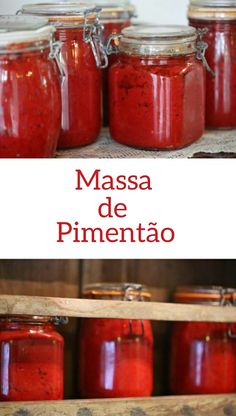 Massa de Pimentão is a classic Portuguese red pepper paste that is often used to season just about any ingredient with loads of flavor, most typically before roasting or grilling.