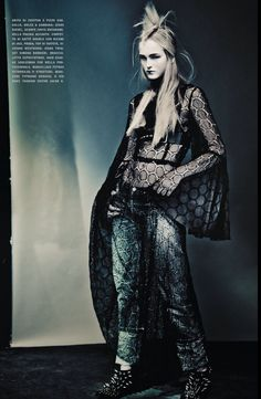 JeanCampbell by PaoloRoversi for VogueItalia March 2014