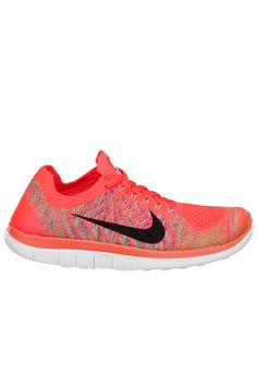 reputable site 85ffe a28da Nike Free 4.0 Flyknit – Hot Lava   Fuchsia Flash   Glacier Ice   Black All