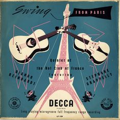Django Reinhardt & The Quintet Of The Hot Club of France | Swing from Paris 1954