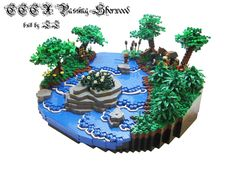 """""""Passing Sherwood"""" LEGO MOC 