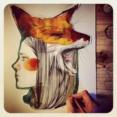 from Paula Bonet illustration Facebook