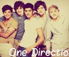 One Direction. In love