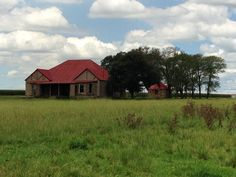 Farmhouse of Commandant Claassen and Hospital during the Anglo-Boer War Rural farm dwelling... | Flickr - Photo Sharing!