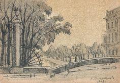 В моей коллекции блокадных открыток очередное пополнение. Это - изданные в 1943-м году четыре открытки с рисунками Анны Петровны Остроумовой-Лебедевой. Автор…