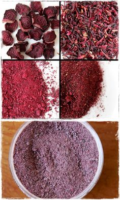 You can make your own blush powder only by using natural powders. You only need to mix cinnamon with beet powder and some other natural ones.