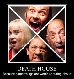 ‪Release your #HumpDay aggression with something worth shouting about‬ ‪Spread the word about @DeathHouseMovie & get #DeathHouse trending‬ ‪‬  #YanBirch #BarbaraCrampton #SidHaig #DannyTrego #Horror #SciFi #Action #5Evils #HorrorIcons #SupportIndieFilms #DeathHouseMovie #DawnOfThe5Evils