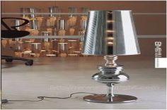 LAMPARA SOBREMESA MT216-1 (Ø250 * 800 PANTALLA DE TELA + METAL E27 * 40W * 1)