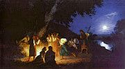"New artwork for sale! - "" Siemiradzki Henryk Night On The Eve Of Ivan Kupala by Henryk Hector Siemiradzki "" - http://ift.tt/2pzgaFS"