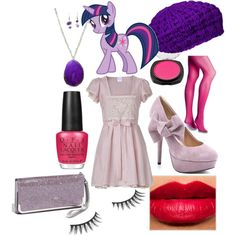 """Twilight Sparkle"" by rxjoker on Polyvore"