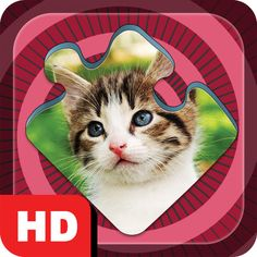 Magic Puzzles: Cats