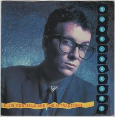 "Elvis Costello - Sweet Dreams, 7"" vinyl single, F-beat records, c.1981, new wave #vinyl"