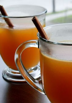 Perfectly Spiced Apple Cider