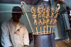 food market- #china- #beijing