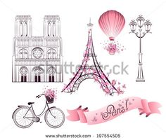 Background Style Paris Fotos, imágenes y retratos en stock | Shutterstock