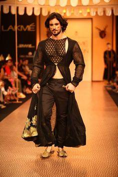 Lamke's Fashion Week in India.