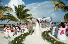Welcome to #weddings in the tropics where it all gets a bit steamy & blazing #Belize