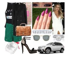 """""""Jeudi 17 Mars 2016 Après-Midi (13H30)"""" by laurie-bieber ❤ liked on Polyvore featuring De Beers, Victoria's Secret, BMW, Giuseppe Zanotti, Tiffany & Co., Casetify, Yves Saint Laurent, Proenza Schouler and Ray-Ban"""