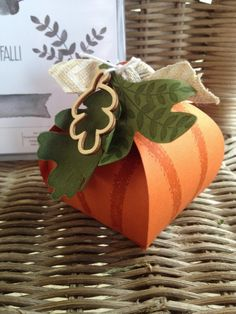 Curvy Keepsake Pumpkin by Hope Paper Creations www.stampingwithlinda.com Make sure to check out my Stamp of the Month Kit Linda Bauwin – CARD-iologist  Helping you create cards from the heart.