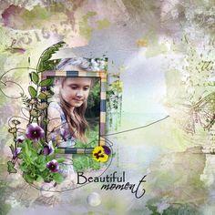 Beautiful Pansies LO1