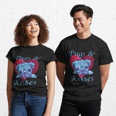 Cute little pug with fun Pugs