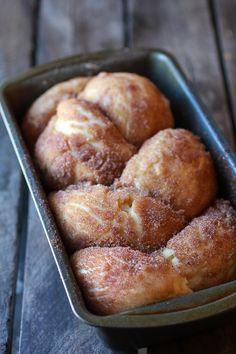 Cinnamon Crunch Braided Brioche Bread