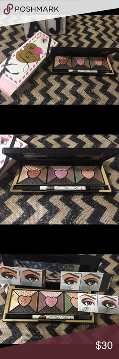 Too faced love pallet Too faced love pallet Too Faced Makeup Eyeshadow