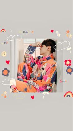 Baekhyun Wallpaper, Bean Bag Chair, Exo, Bacon, Wallpapers, Backgrounds, Beanbag Chair, Wallpaper, Pork Belly