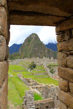"""breathtakingdestinations:  """"Machu Picchu - Peru (by Ross Huggett)  """""""