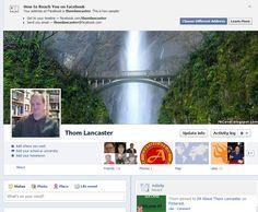Thom Lancaster on Facebook