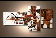 Simple Art Painting, Abstract Painting, Living Room Wall Art, Large Wall Art, Art on Canvas 3 Piece Canvas Art, 3 Piece Wall Art, Wall Art Sets, Hand Painting Art, Large Painting, Painting Abstract, Painting Canvas, Canvas Paintings For Sale, Buy Paintings Online