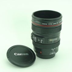 Not to be confused with a real camera lens, this novelty cup would not look out of place on any camera buffs shelf. From Clover Fields Gifts For Dad, Great Gifts, Clover Field, Handmade Soaps, Camera Lens, Confused, Fields, Shelf, Hobbies