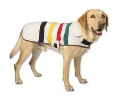 Just found this Pendleton Fleece Dog Jacket - Glacier National Park Dog Jacket -- Orvis on Orvis.com!