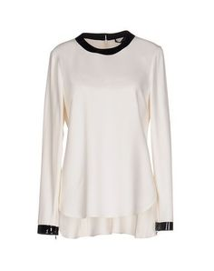 RALPH LAUREN BLACK LABEL Women's Blouse White 4 US