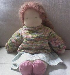 dolly knitting patte