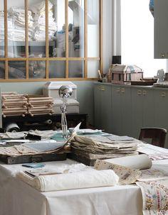 Verrière/ atelier Antoinette Poisson