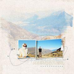 photo frames + photo background