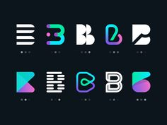 Bfore designed by Vadim Korotkov. Connect with them on Dribbble; Game Design, Graphisches Design, Modern Logo Design, Icon Design, Typography Logo, Logo Branding, Branding Design, Lettering, Bar Logo